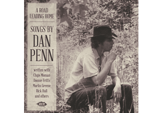 VARIOUS - A Road Leading Home-Songs By Dan Penn [CD]