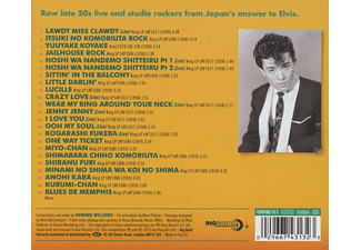 Masaaki Hirao & His All Stars Wagon - Nippon Rock'n'roll [CD]
