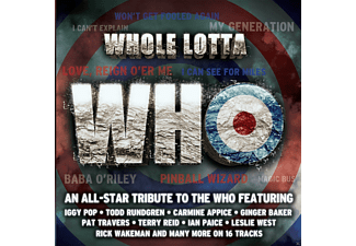 VARIOUS - Whole Lotta Who - Tribute To The Who [CD]
