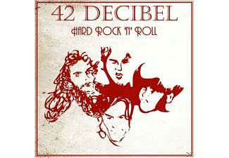 42 Decibel - Hard Rock'n'roll - (Vinyl)