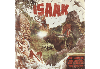 Isaak - The Longer The Beard The Harder The Sound - (CD)