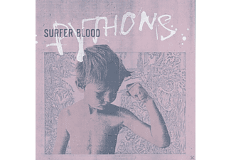 Surfer Blood - Pythons - (CD)