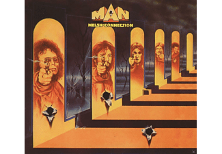 Man - Welsh Connection - (CD)