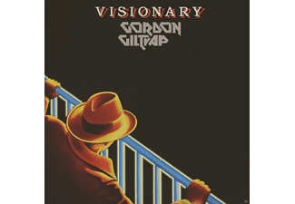 Gordon Giltrap - Visionary (Remastered + Expanded Edition) - (CD)