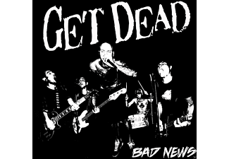 Get Dead - Bad News - (CD)