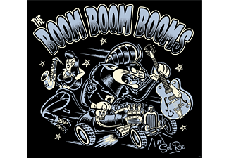 The Boom Boom Booms - The Boom Boom Booms - (CD)