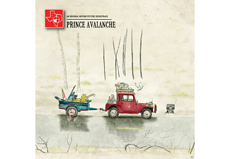 Explosions In The Sky & David Wingo - Prince Avalanche / An Original Motion Picture Sound - (CD)