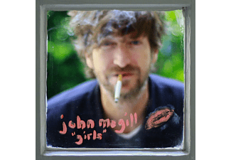 John Megill - Girls - (CD)
