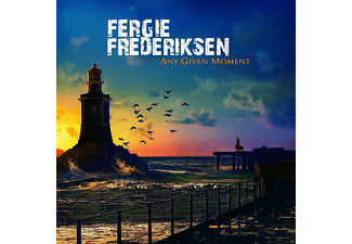 Fergie Frederiksen - Any Given Moment [CD]