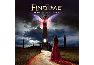 Find Me - Wings Of Love - (CD)