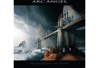 Arc Angel - Harlequins Of Light [CD]