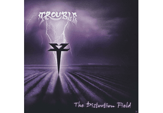 Trouble - The Distortion Field - (CD)