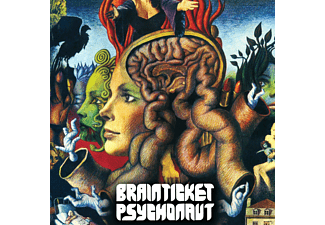Brainticket - Psychonaut - Deluxe Edition - (CD)