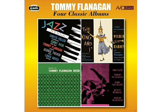Tommy Flanagan - Four Classic Albums - (CD)