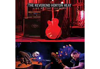 Reverend Horton Heat - Live At The Fillmore - (CD)