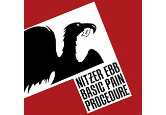 Nitzer Ebb - Basic Pain Procedure - (CD)