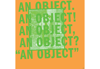 No Age - An Object - (CD)