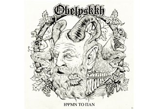 Obelyskkh - Hymn To Pan - (CD)