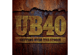 UB40 - Getting Over The Storm [CD]