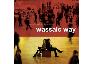 Johnny Iron, Sarah Lee Guthrie - Wassaic Way [CD]