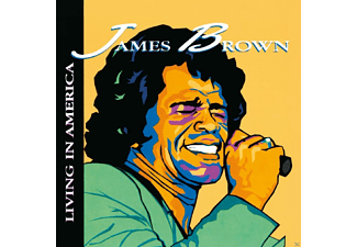James Brown - Living In America - (CD)