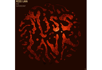 Miss Lava - Red Supergiant - (CD)