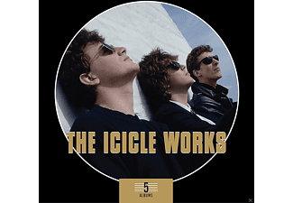 The Icicle Works - 5 Albums Box Set - (CD)