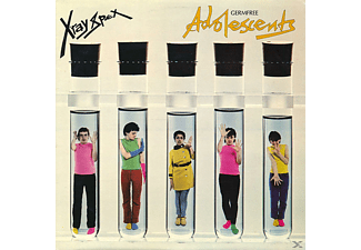 X-Ray Spex - Germ Free Adolescents (Deluxe Edition) - (CD)
