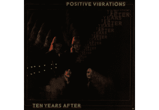Ten Years After - Positive Vibrations (Remastered) - (CD)