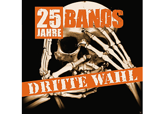 VARIOUS - 25 Jahre 25 Bands: Dritte Wahl - (CD)