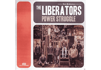 The Liberators - Power Struggle [CD]