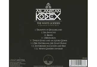 Atlantean Codex - The White Goddess [CD]