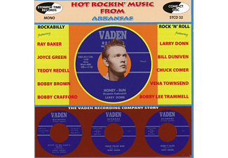 VARIOUS - Hot Rockin' Music From Arkansas [CD]