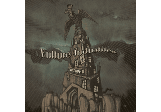 Vulture Industries - The Tower - (CD)