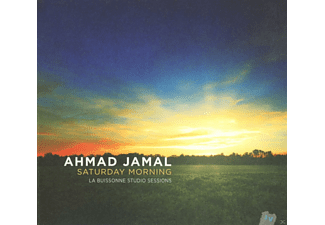 Ahmad Jamal - Saturday Morning - (CD)