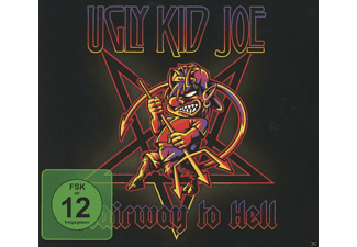 Ugly Kid Joe - Stairway To Hell (Digipak + Bonus-Dvd) - (CD + DVD)