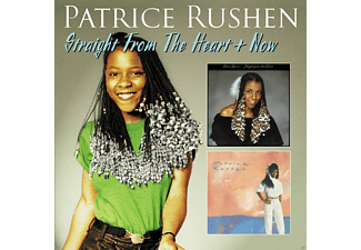 Patrice Rushen - Straight From The Heart + Now (+Bonus Tracks) [CD]