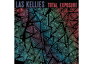 Las Kellies - Total Exposure - (CD)