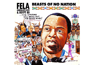 Fela Kuti - Beasts Of No Nation / O.D.O.O. (Remastered) - (CD)