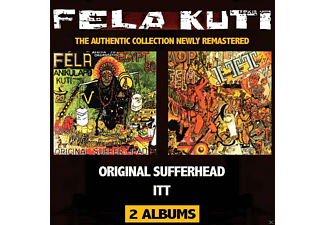 Fela Kuti - Original Sufferhead / Itt (Remastered) [CD]