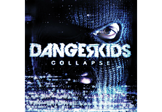 Dangerkids - Collapse - (CD)