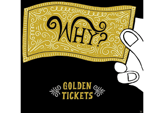 Why? - Golden Tickets Ep - (CD)