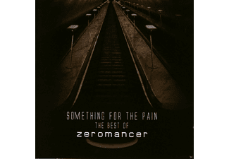 Zeromancer - Best Of - Something For The Pain - (CD)