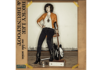 Becky  Lee, Drunkfoot - One Take Session - (CD)