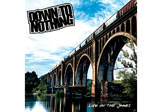 Down To Nothing - Life On The James - (CD)