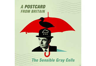 Sensible Gray Cells - Postcard From Britain - (CD)