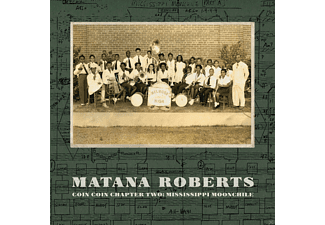 Matana Roberts - Coin Coin Chapter Two: Mississippi - (CD)