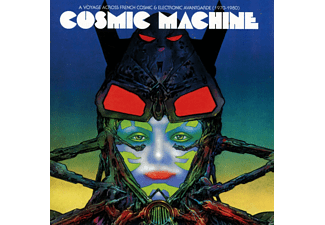 VARIOUS - Cosmic Machine a Voyage - (CD)