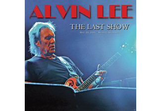 Alvin Lee - The Last Show - (CD)
