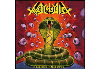 Toxic Holocaust - Chemistry Of Consciousness [CD]